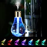 Colorful Cool Mini Humidifier, with 7...