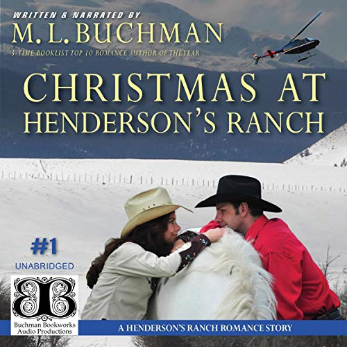 Christmas at Henderson's Ranch cover art