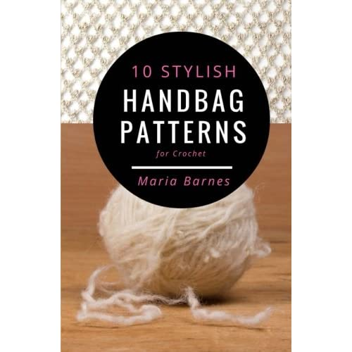 Crochet Bag Patterns Amazoncom