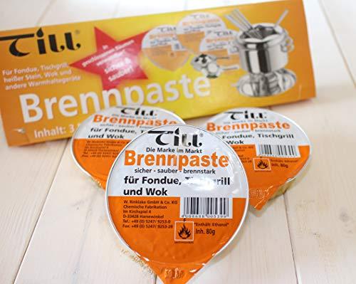 Till Brennpaste - Geles para fondue