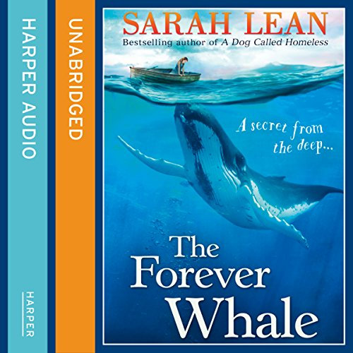 The Forever Whale audiobook cover art