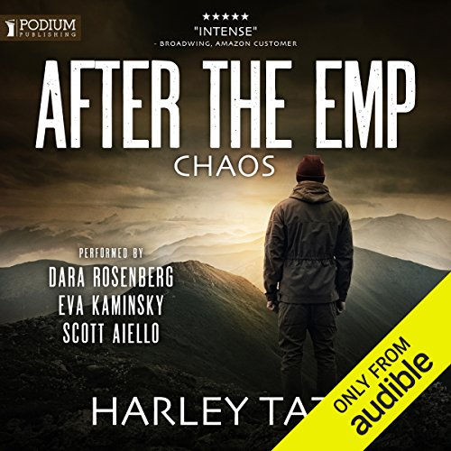 After the EMP 02 - Chaos - Harley Tate