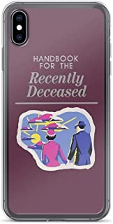 shona Handbook for The Recently Deceased Case Cover Compatible for iPhone (7 Plus/8 Plus)