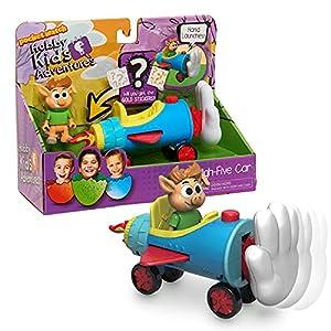 HobbyKids High-Five Car, by Just Play