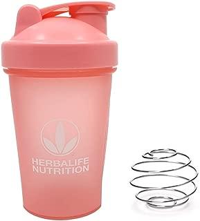 Herbalife Shaker Bottle 13.5-Ounce(400ml) Pink