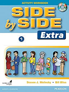 Side by Side (Classic) 1 Activity Workbook with CDs