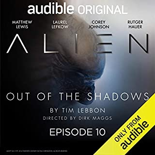 Page de couverture de Ep. 10 (Alien: Out of the Shadows)