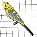 限定 レア ピンバッジ 緑色の胸の小鳥 ピンズ フランス 290356