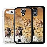 Geketto Store Cover Per Samsung Leone Vs Bufalo, Samsung Galaxy S3 Neo, Trasparente