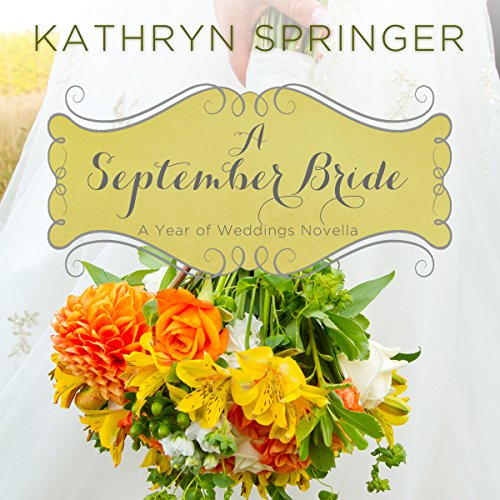 A September Bride audiobook cover art