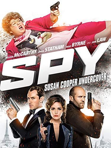 Spy - Susan Cooper Undercover [dt./OV]