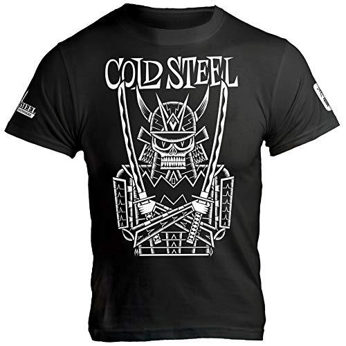 Cold Steel cstl3, Couteau de Poche – Mixte Adulte, Noir, Taille Unique