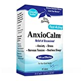Terry Naturally AnxioCalm - 40 mg, 45 Tablets - Non-Addictive Anxiety & Stress Relief Supplement, Non-Drowsy, Worry, Restless Sleep - Non-GMO, Gluten-Free - 22 Servings