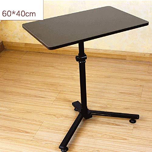 Carl Artbay Home & Selected Furniture Laptopmeubel voor laptop, computer, Desk, nachtkastje, sofa, salontafel, in hoogte verstelbaar, 40 x 60 x 59 – 100 cm