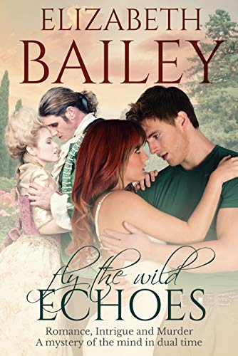 Book: Fly The Wild Echoes by Elizabeth Bailey