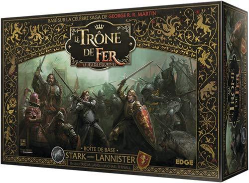 Edge Trône de Fer : Stark Contre Lannister (Base),...
