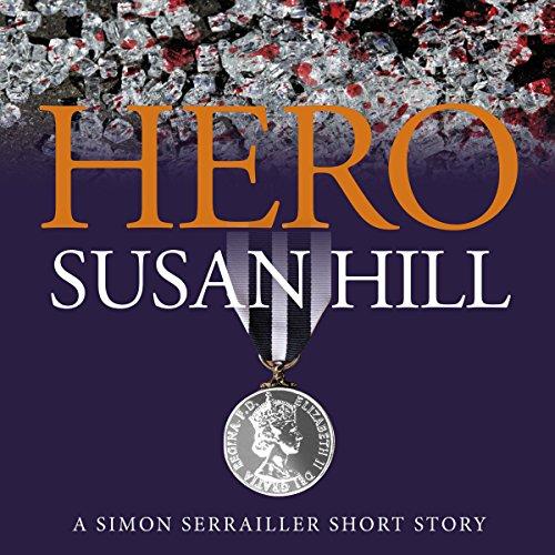 Hero: A Simon Serrailler Short Story audiobook cover art