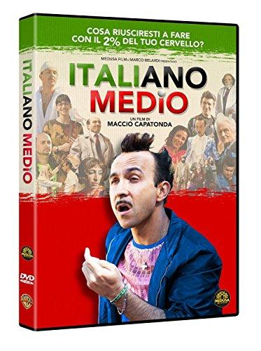 Italiano medio [DVD]
