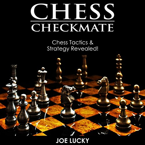 Chess Checkmate audiobook cover art