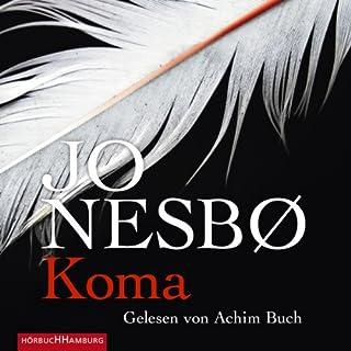 Koma     Harry Hole 10              Autor:                                                                                                                                 Jo Nesbø                               Sprecher:                                                                                                                                 Achim Buch                      Spieldauer: 8 Std. und 49 Min.     40 Bewertungen     Gesamt 4,5
