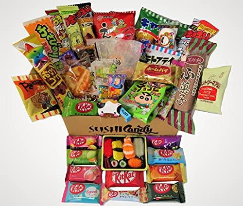 50 japanische süssigkeiten box dagashi japanische kitkat japanese candy