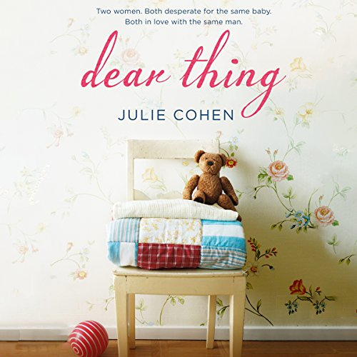 Dear Thing audiobook cover art