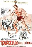 Tarzan Goes to India (1962) [Blu-ray]