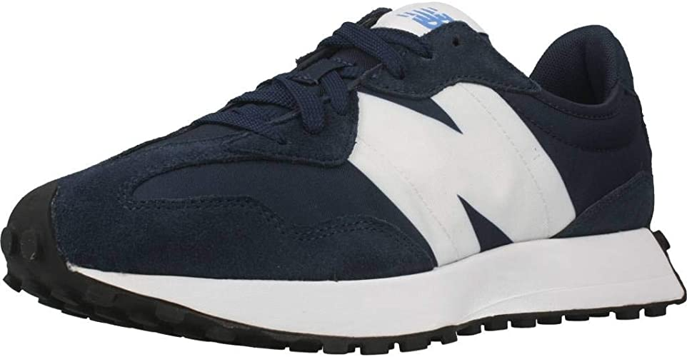 New Balance 327 Mens Navy Trainers