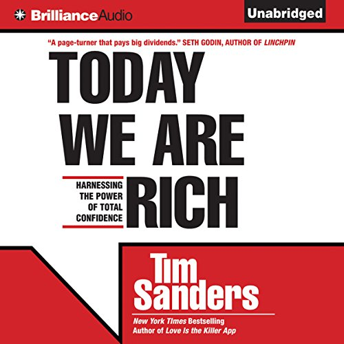 Today We Are Rich audiobook cover art