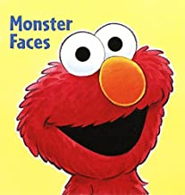 Monster Faces (Sesame Street) (A Chunky Book(R))