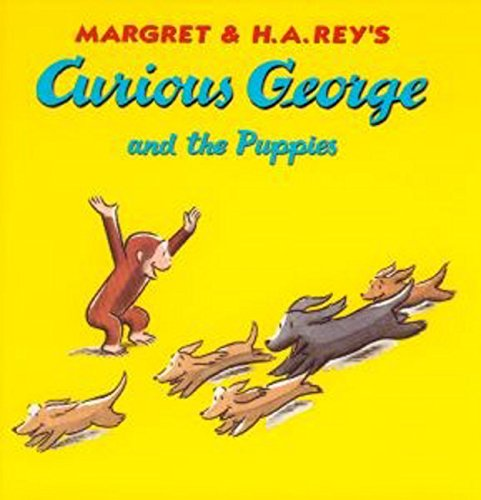 Curious George and the Puppiesの詳細を見る