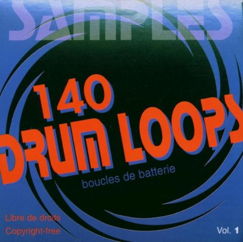 Samples / 140 Drum Loops