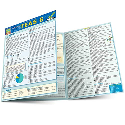 Nursing Teas Guide (Quick Study Academic)