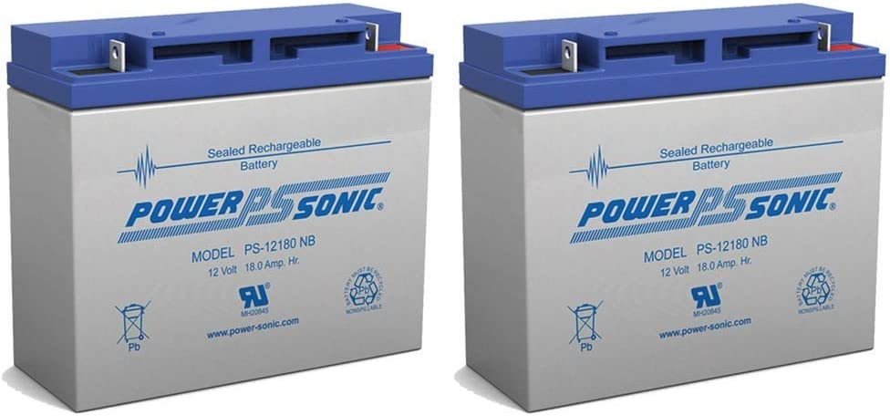 12V 18AH RBC7 REPLACEMENT BATTERY - Max 83% OFF SYSTEMS APC Pack UPS Boston Mall 2