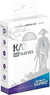 Ultimate Guard Katana Sleeves Japanese Size White (60)