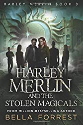 Cover of Harley Merlin and the Stolen Magicals