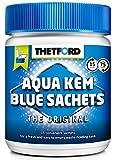 Thetford 200413 Bolsitas para desodorizar y facilitar el vaciado del depósito de residuos Aqua Kem...