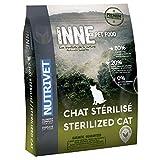 Nutrivet Inne Stérilisée pour chat 6 kg Un aliment sain et équilibré