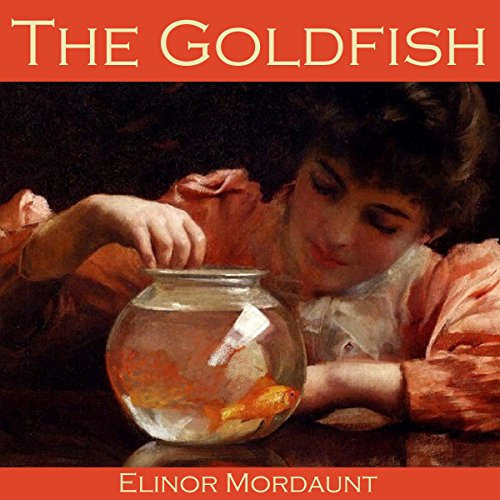 The Goldfish audiobook cover art