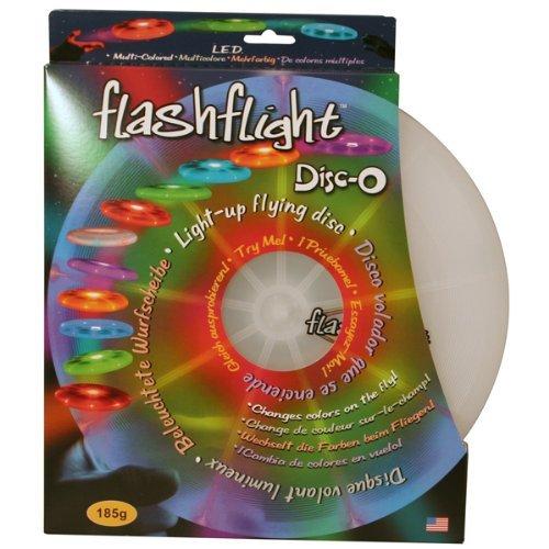 Nite Ize Flashflight Mini Disc, FFM-08-07, Disc-o, S