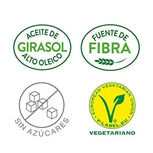 Gullón - Galleta María Dorada fibra, sin azúcar añadido Diet Nature, 4000 g, Pack de 10
