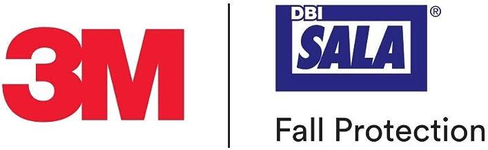 3M DBI-SALA EZ-Line 7605060 Retractable Horizontal Lifeline System, 60' Galvanized Cable, Built In Winch, Tension and Impact Indicators, Blue