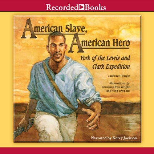 American Slave, American Hero audiobook cover art