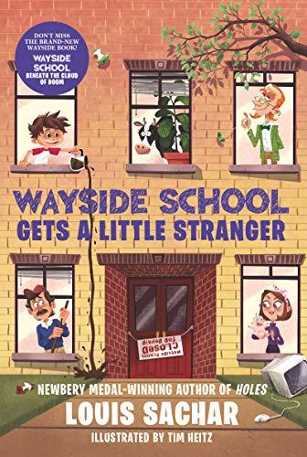 Wayside School Gets a Little Stranger