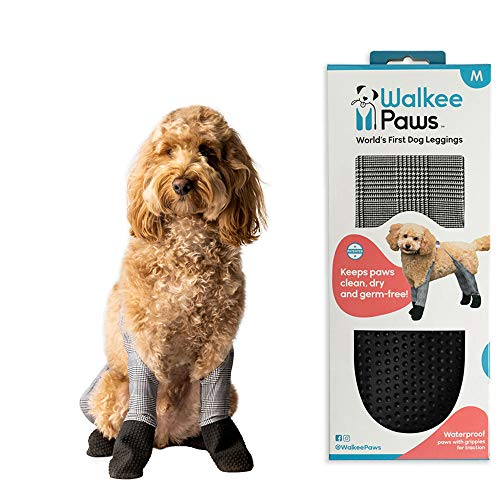 Walkee Paws Waterproof Dog Leggings - Keep Your...