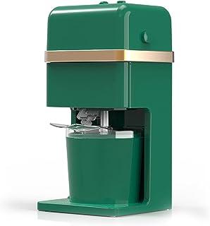 Ice Cream Maker Machine,Home Soft Gelato Maker,Homemade Pre-Freeze Glass,500 ml kapacitet,Kan göra rakad is och glass,Lätt...