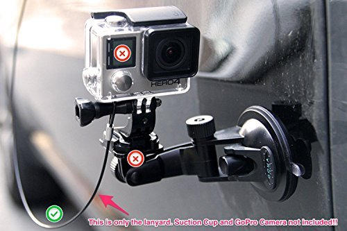 Tether for GoPro Cameras GOMA LASSO...