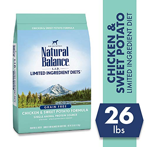 Natural Balance Limited Ingredient Diets Chicken & Sweet Potato Formula Dry Dog...
