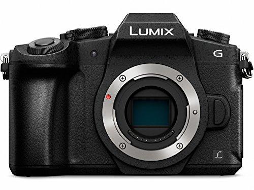 PANASONIC LUMIX G85 Body 4K Mirrorless Camera, Inbody Dual I.S 2.0, 16 Megapixels, 3 Inch Touch LCD, DMC-G85KBODY (USA BLACK)