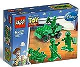 Disney Army Men on Patrol Toy Story Lego Set